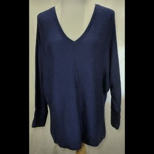 Liz Claiborne V Neck Sweater 3X